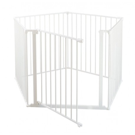BabyDan XXL metalinė tvorelė - maniežas