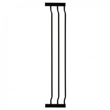 Dreambaby 18 cm. aukštų vartelių praplatinimas (juodas)