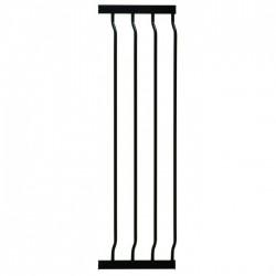 Dreambaby 27 cm. aukštų vartelių praplatinimas (juodas)