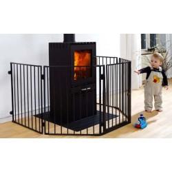 Metalinė apsauginė tvorėlė - židinio apsauga Basic