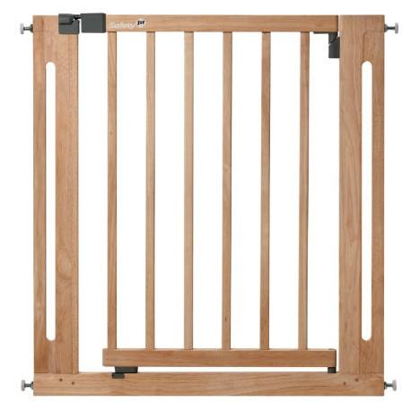 Safety 1st Easy Close Natural Wood apsauginiai varteliai